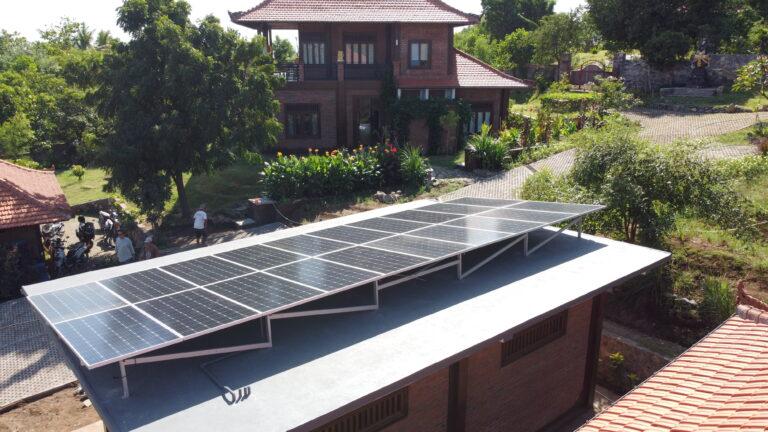 Solar Power Indonesia, Pemuteran, Bali