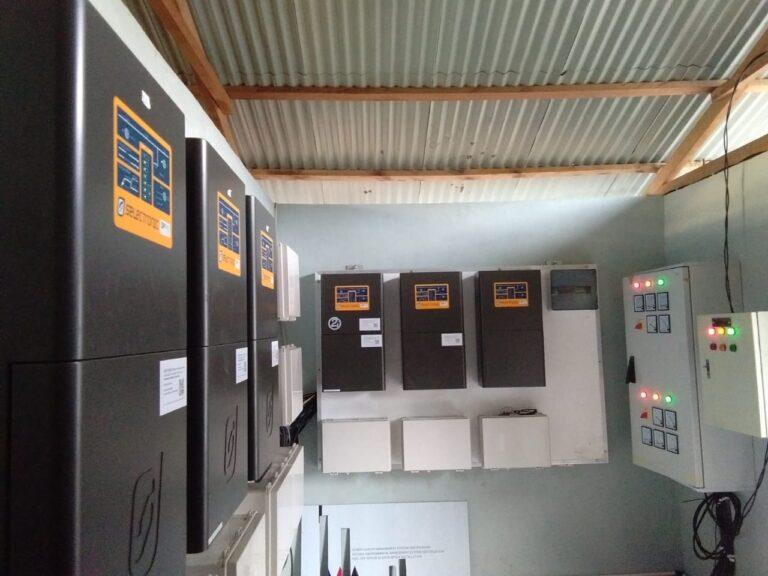 Alor, Savu, Solar Power Indonesia