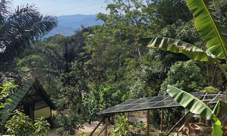 Ecolodge Mbeliling, Solar Power Indonesia
