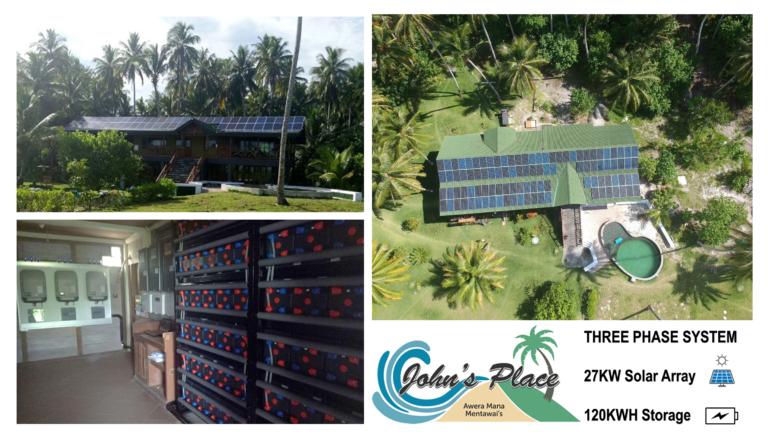 John's Place Mentawai